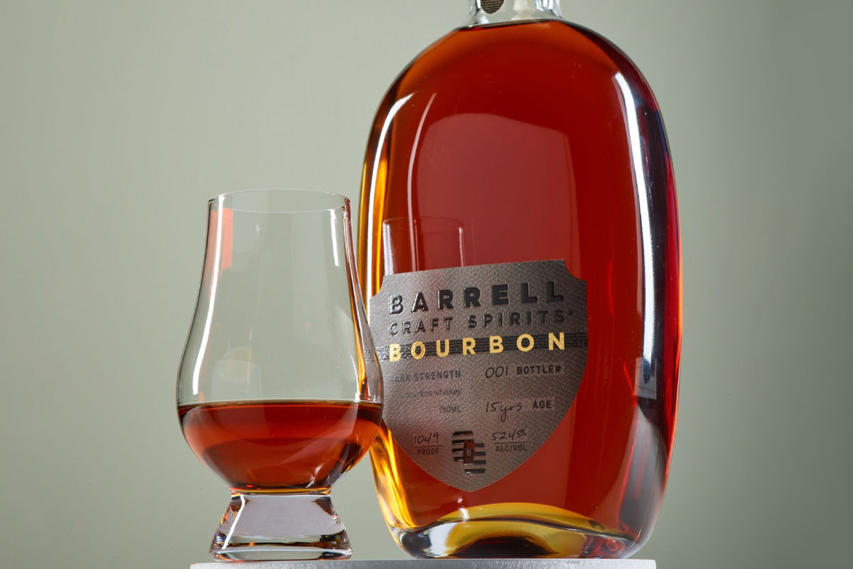 Herradura Legend: Barrell Craft Spirits Bourbon 15 Year (2020 Release)