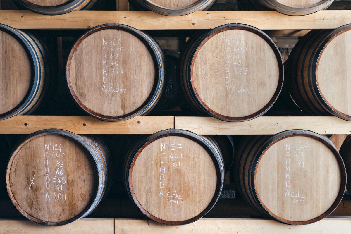 Calvados Guide: Barrels of calvados