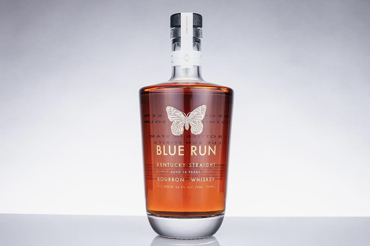 Jim Beam Lineage: Blue Run 13 Year Kentucky Straight Bourbon