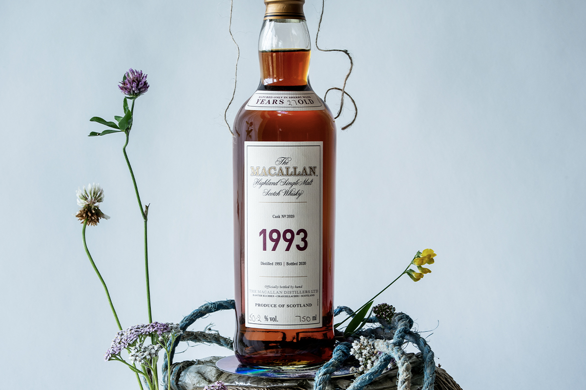 Jim Beam Lineage: The Macallan Fine & Rare 1993 Vintage