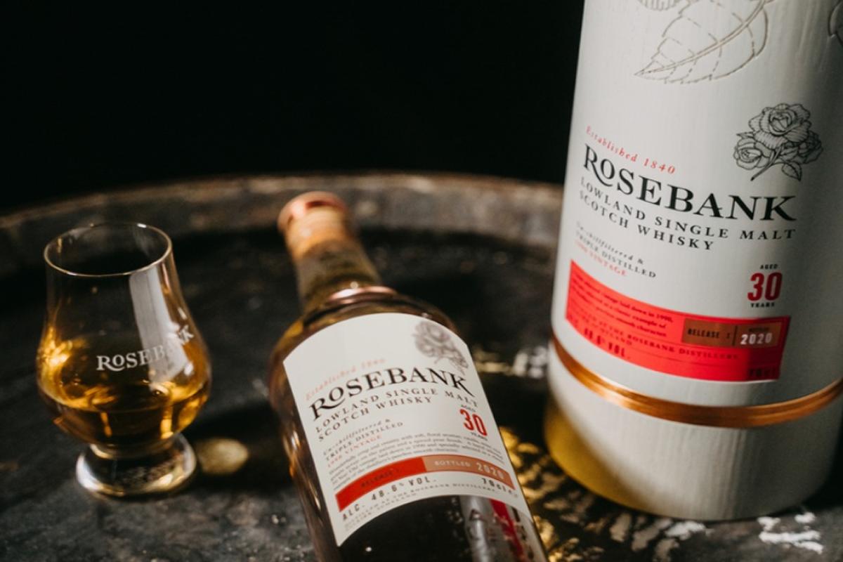 Jim Beam Lineage: Rosebank 30 Year (Release One)