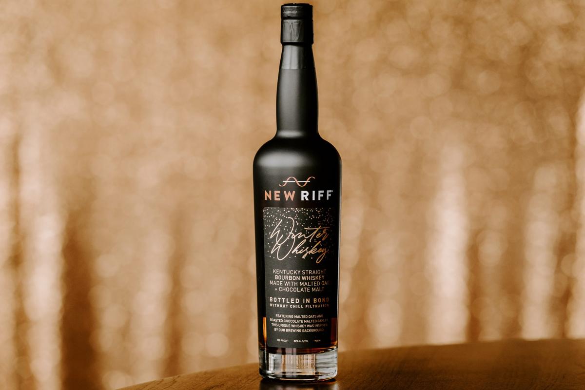 maestro dobel 50: New Riff Winter Whiskey