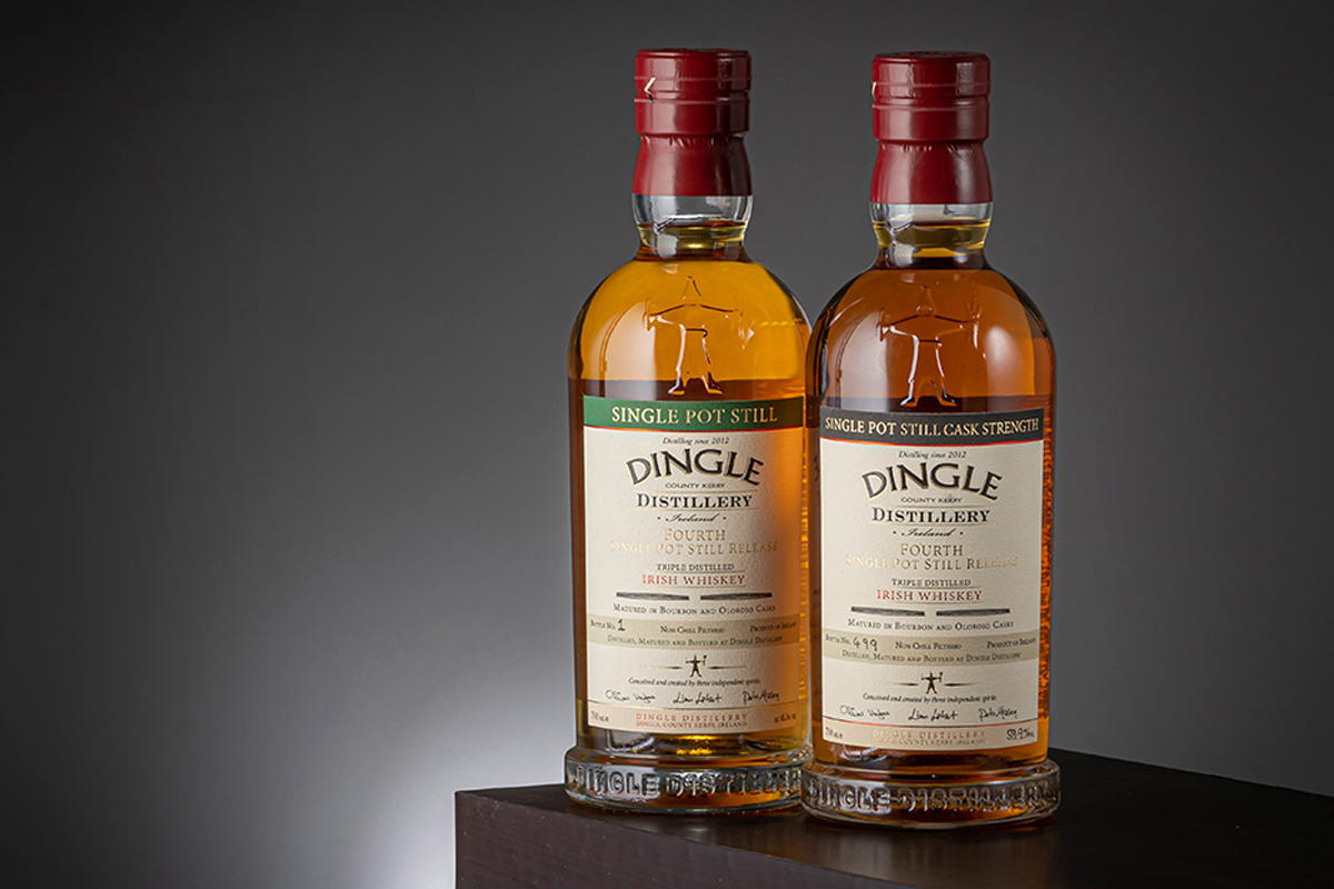 Taketsuru Pure Malt: Dingle Single Pot Still Batch No. 4 & Cask Strength