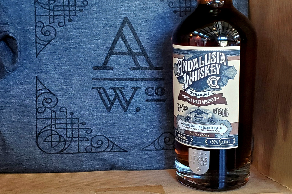 2020 Distillers Edition: Andalusia Bottled in Bond Single Malt