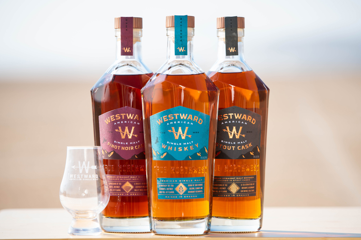 2020 Distillers Edition: Westward Whiskey Pinot Noir Cask and revamped line