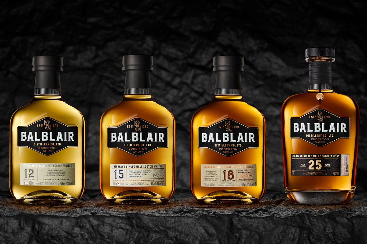 2020 Distillers Edition: Balblair Age Statement Collection