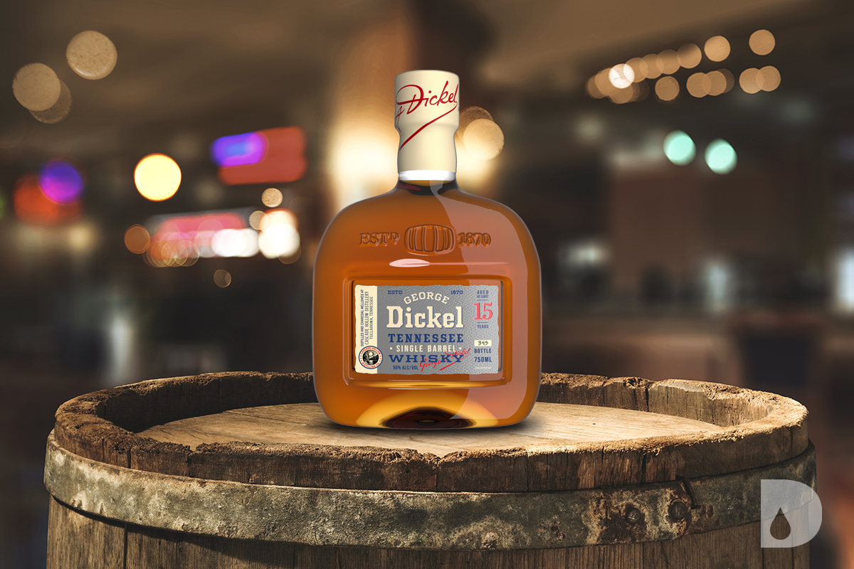 George Dickel Tennessee Single Barrel 15 Year