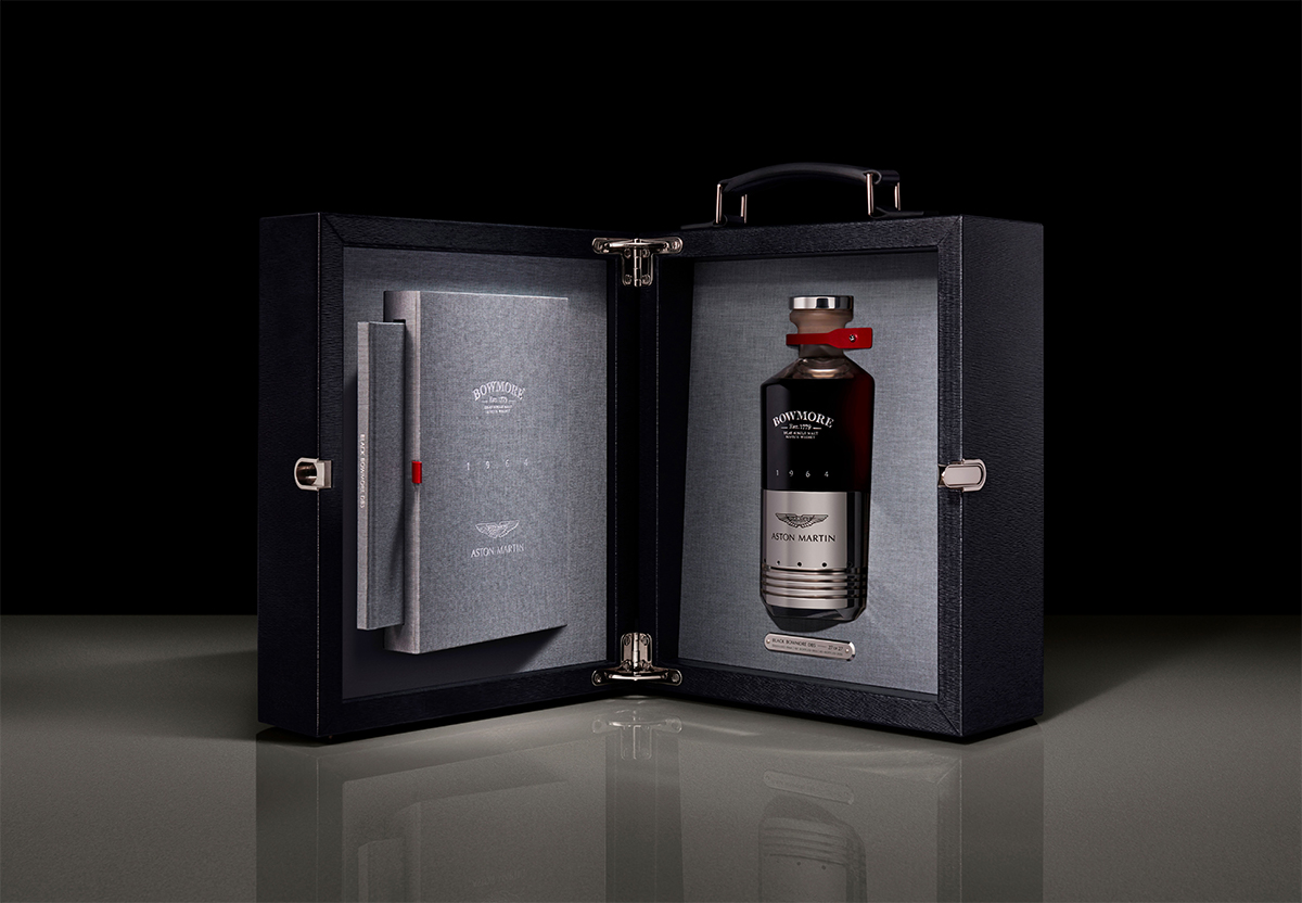Black Bowmore DB5 1964