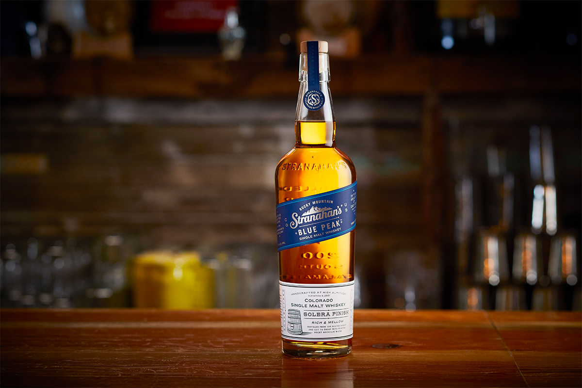 American Whiskey Gift Guide 2020: Stranahan's Blue Peak