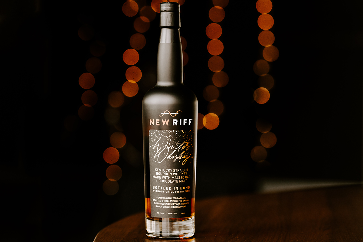 American Whiskey Gift Guide 2020: New Riff Winter Whiskey