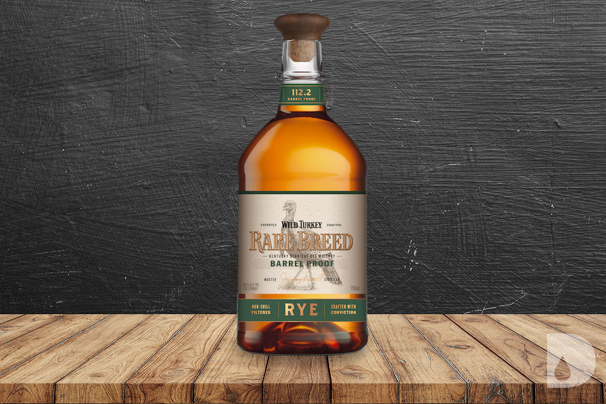 American Whiskey Gift Guide 2020: Wild Turkey Rare Breed Rye