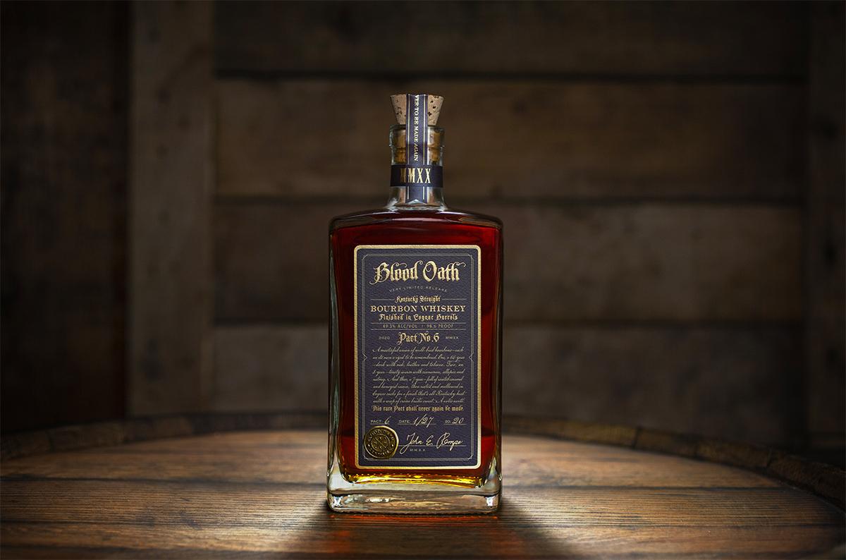 Blood Oath Bourbon Pact No. 6