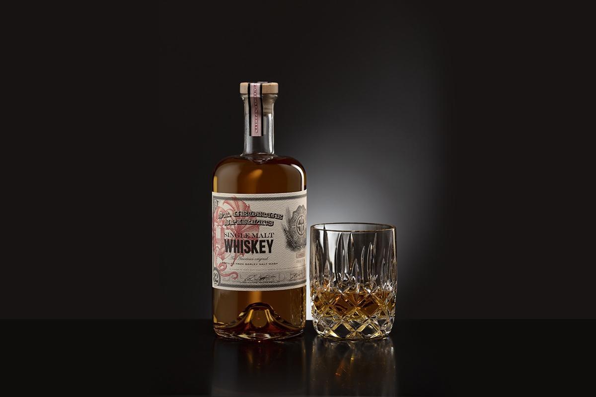 American Whiskey Gift Guide 2020: St. George Single Malt Lot 20