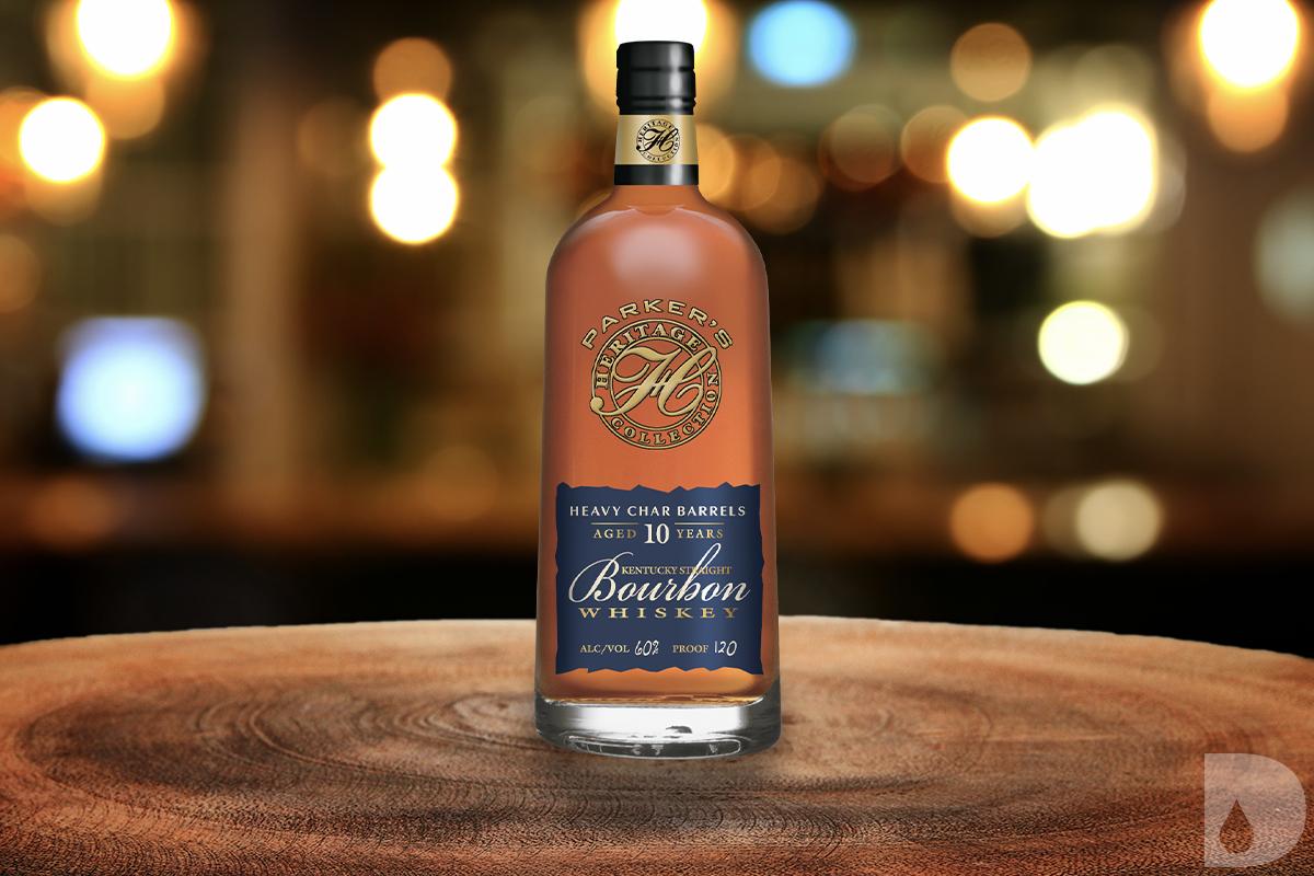 Parker's Heritage Heavy Char Bourbon 10 Year