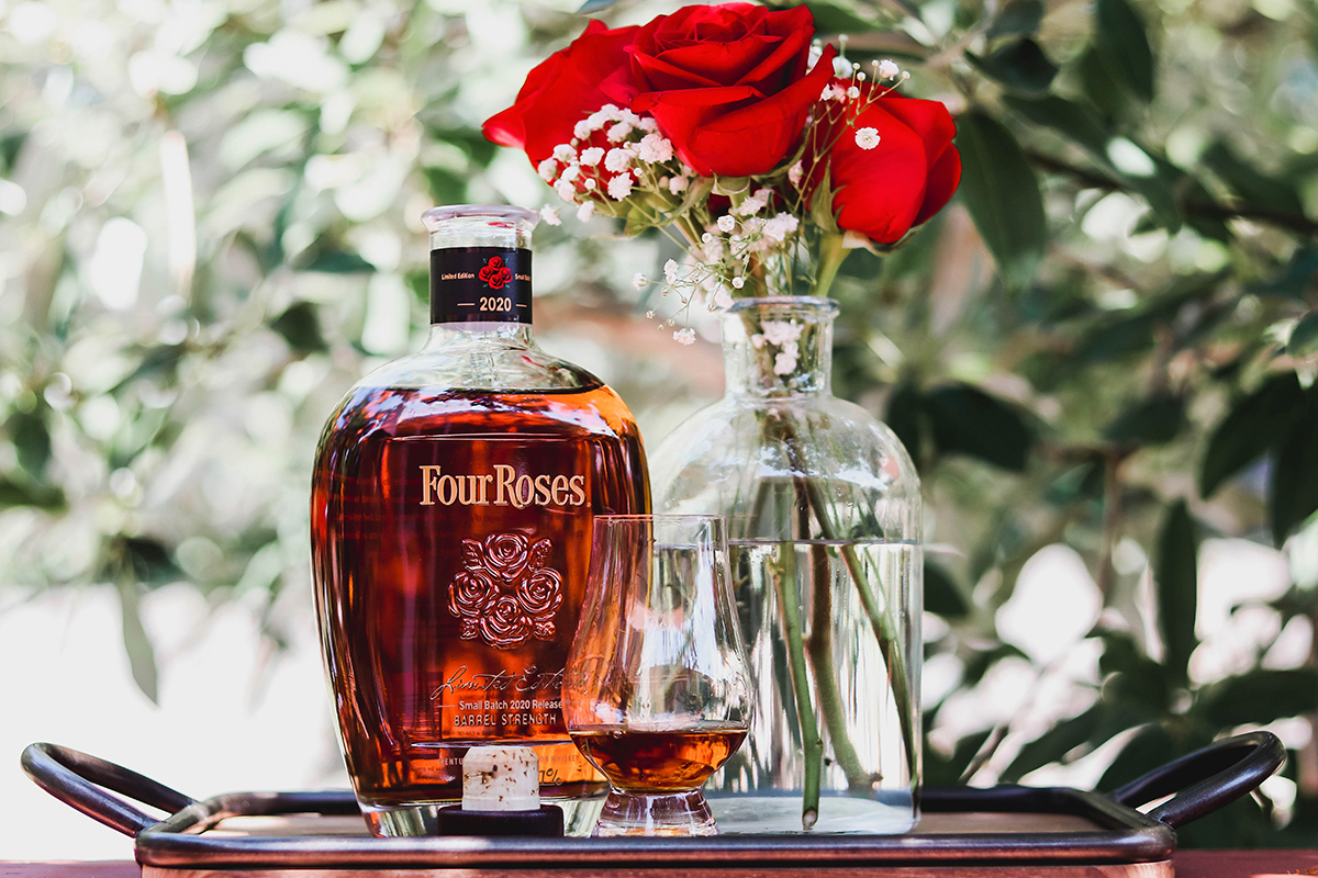 American Whiskey Gift Guide 2020: Four Roses Limited Edition Small Batch Bourbon (2020)