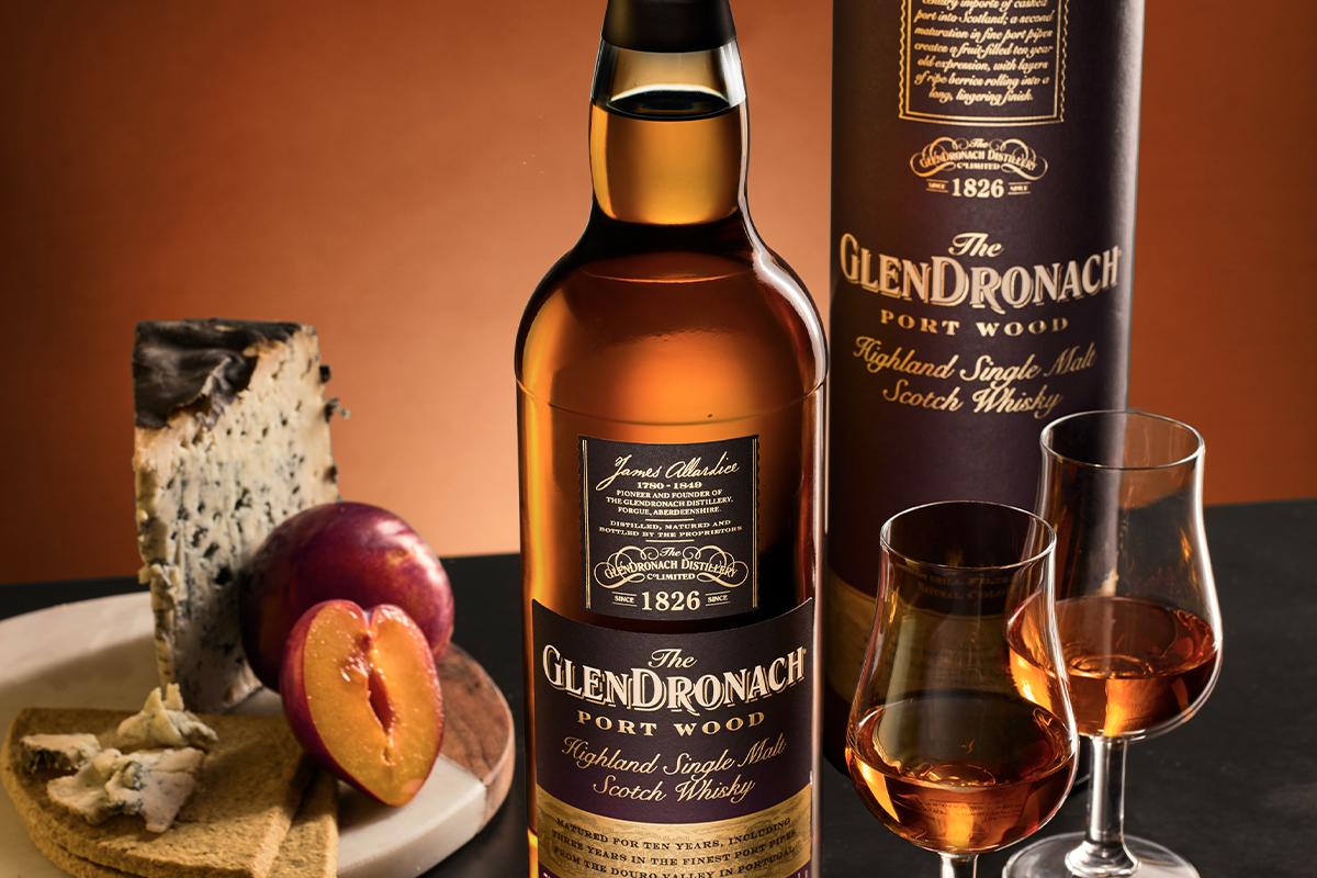 Scotch Whisky Gift Guide 2020: GlenDronach Port Wood