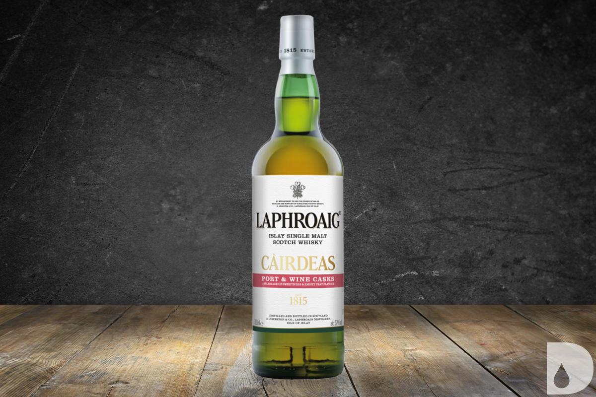 Scotch Whisky Gift Guide 2020: Laphroaig Cairdeas 2020 Port & Wine Casks