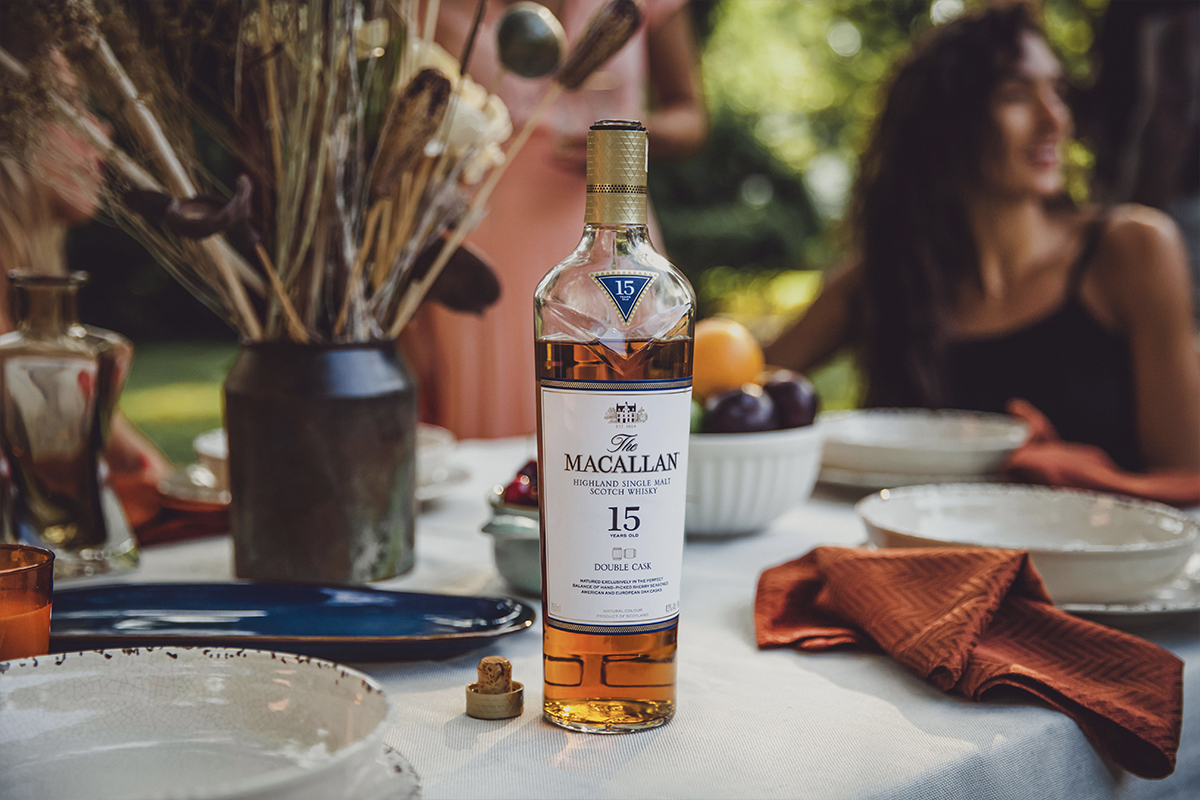 Scotch Whisky Gift Guide 2020: The Macallan Double Cask 15 Year