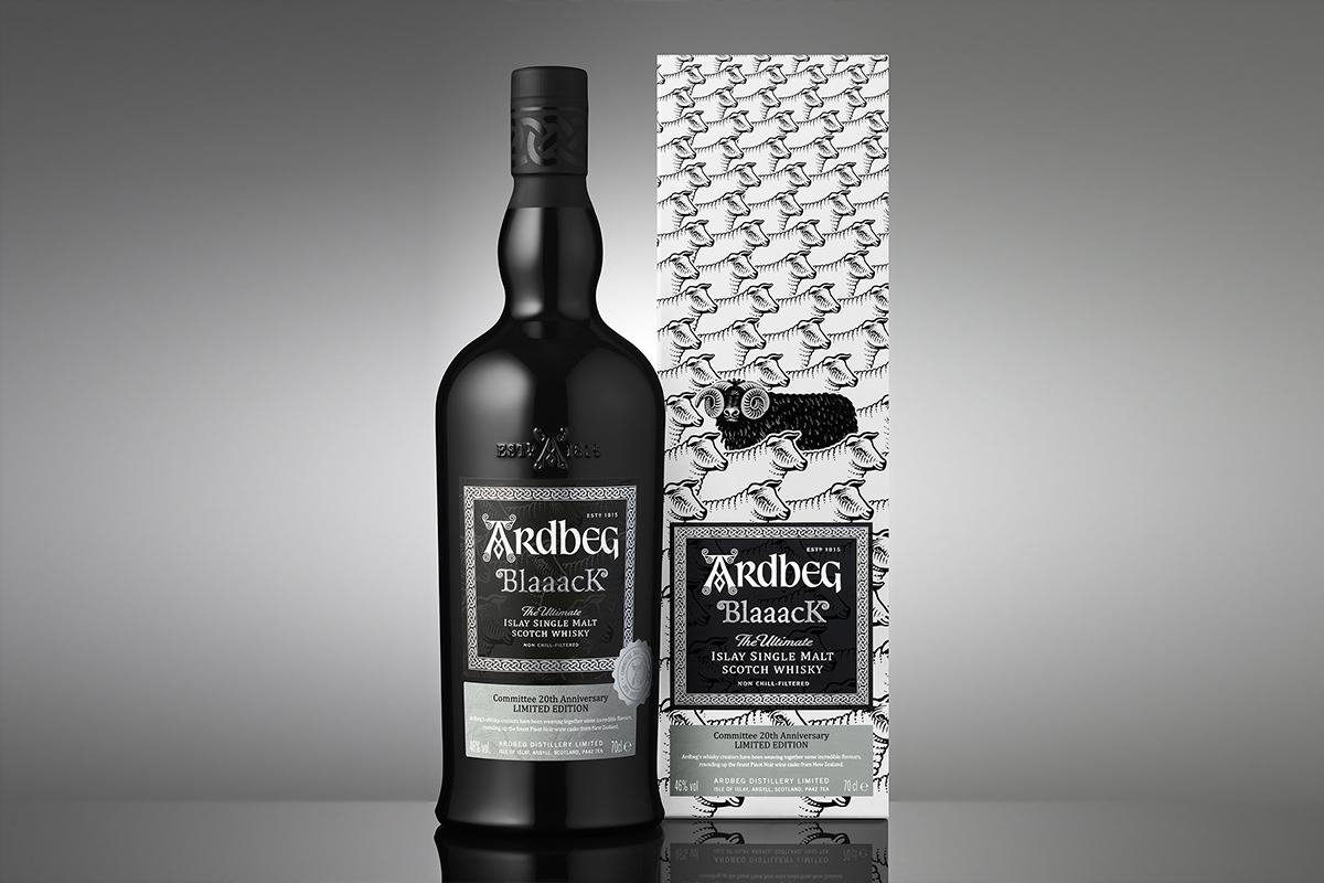 Scotch Whisky Gift Guide 2020: Ardbeg Blaaack