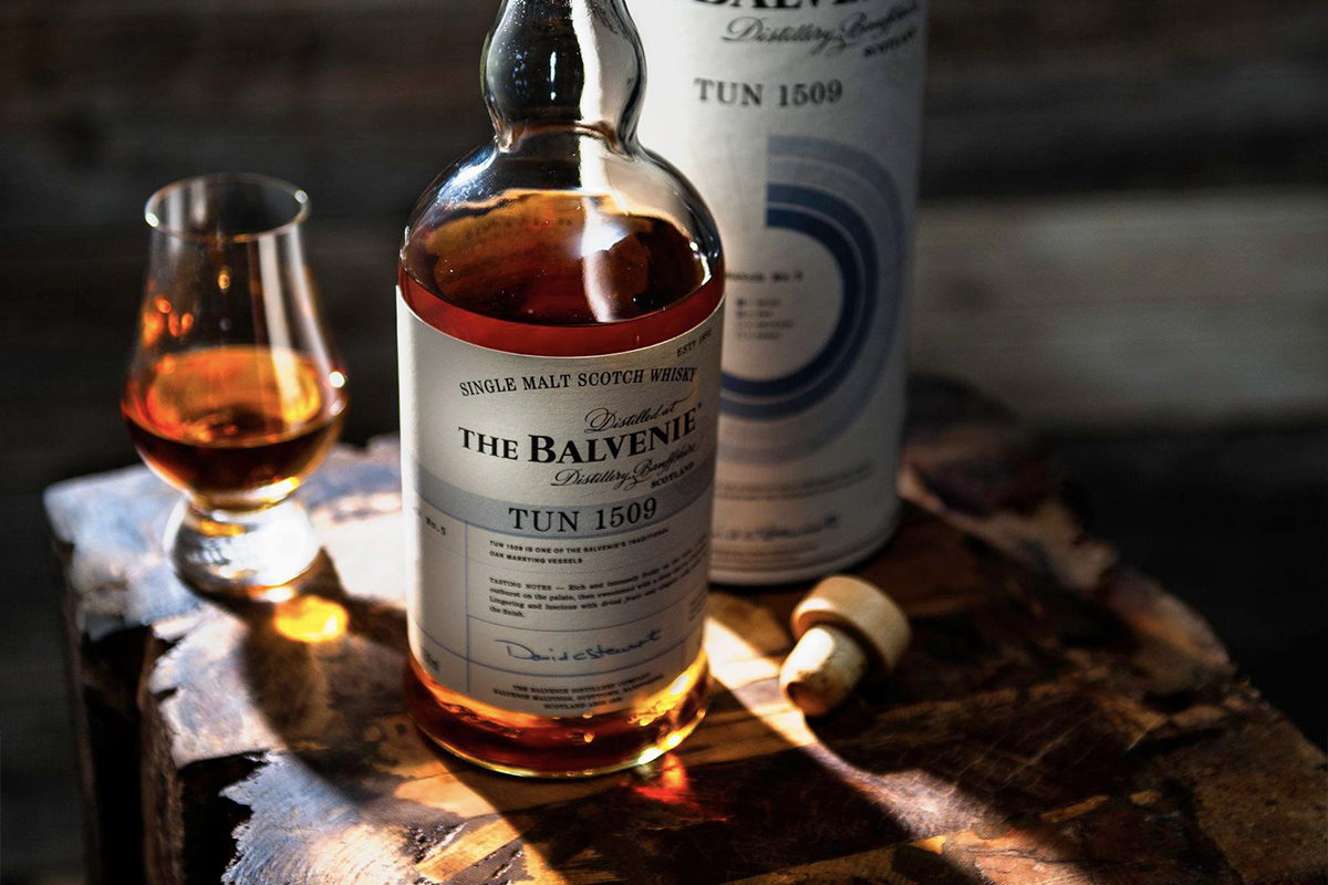 Scotch Whisky Gift Guide 2020: The Balvenie Tun 1509 Batch 7