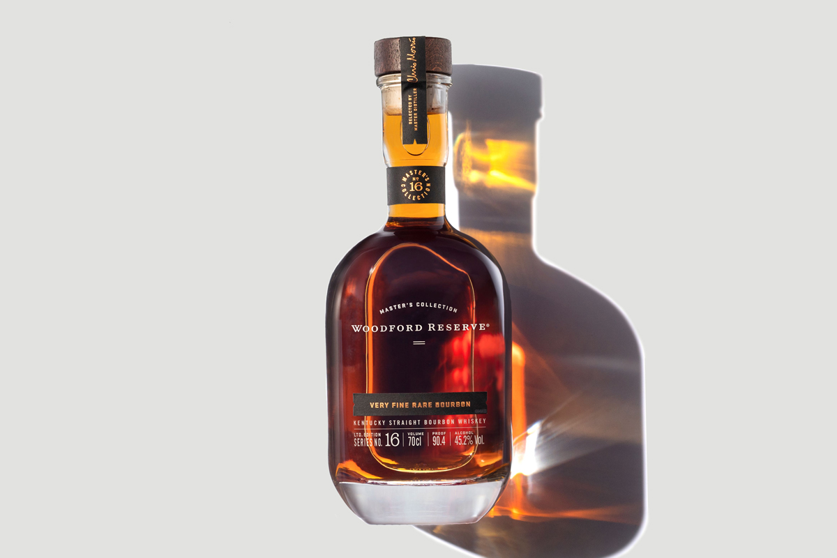 restoration rye: Woodford Reserve Master's Collection Very Fine Rare Bourbon