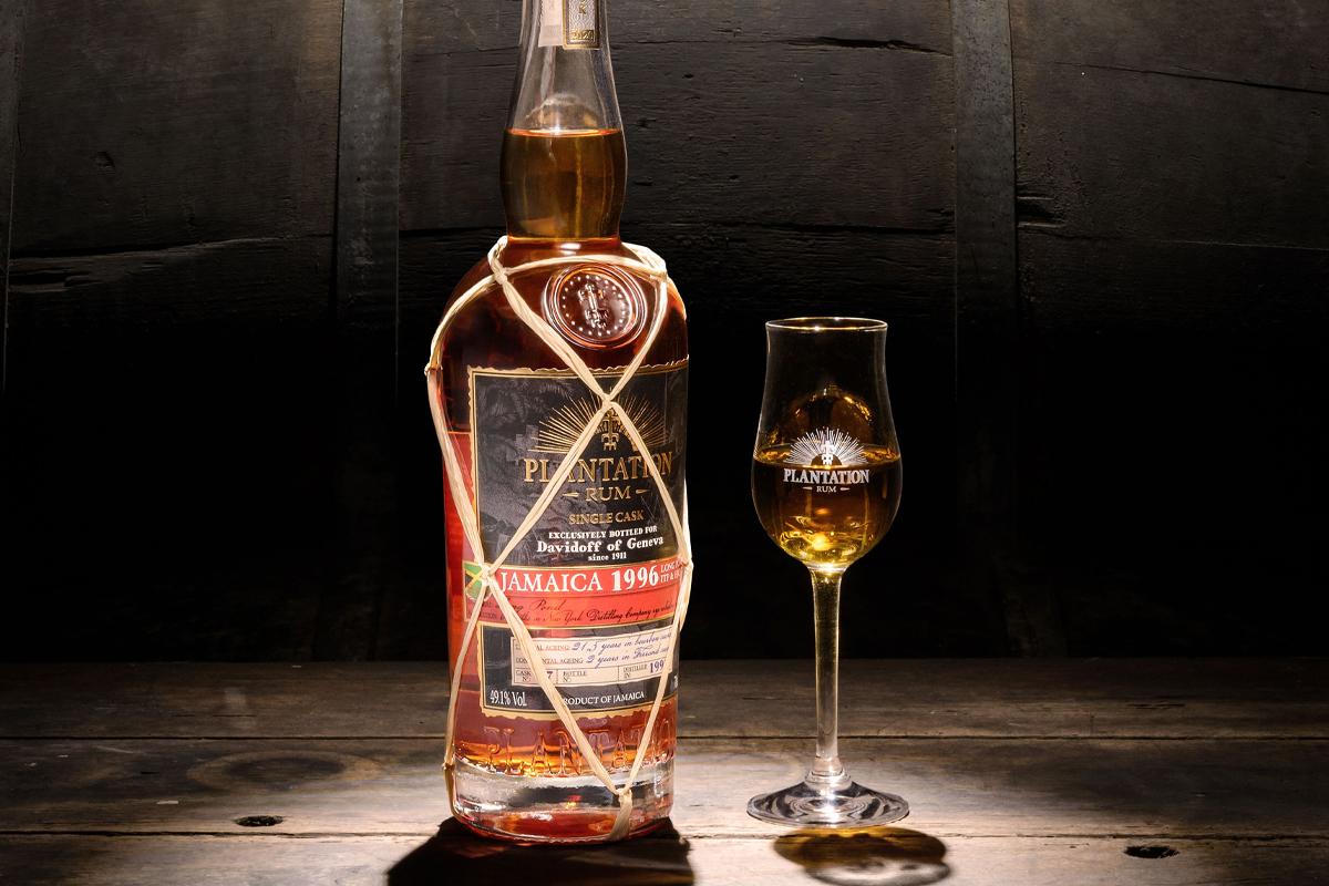 restoration rye: Jamaica 1996 Single Cask (New York Distilling Co. Rye Whiskey Cask Maturation)
