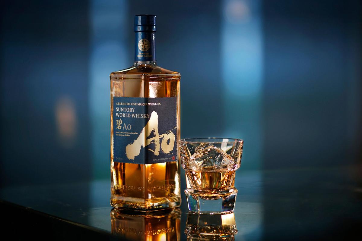 World Whiskey Gift: Suntory AO World Whisky