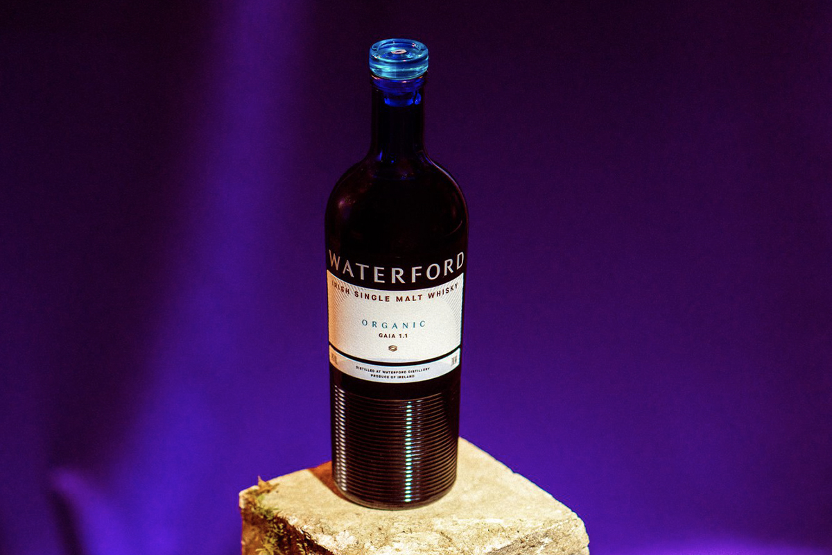 World Whiskey Gift: Waterford Organic Gaia Edition 1.1