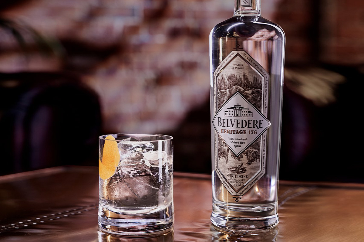 Spirits Gift Guide 2020: Belvedere Heritage 176
