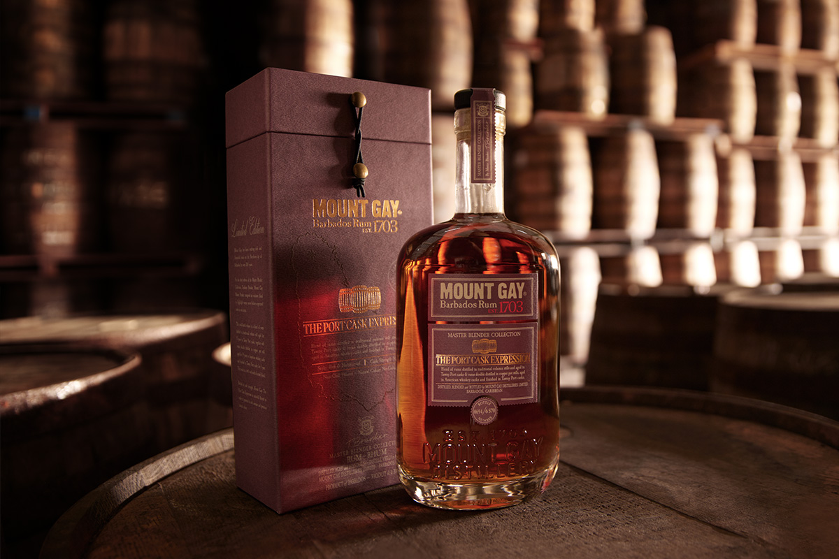 Spirits Gift Guide 2020: Mount Gay The Port Cask Expression