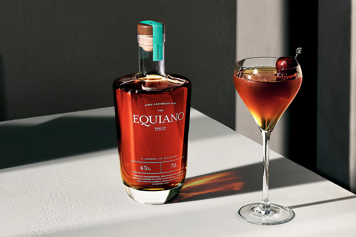 Spirits Gift Guide 2020: Equiano Rum (Limited Batch 01)
