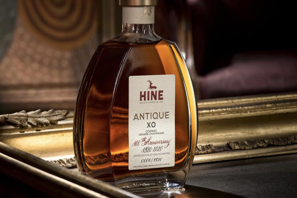 Spirits Gift Guide 2020: HINE Antique XO 100th Anniversary 1920-2020