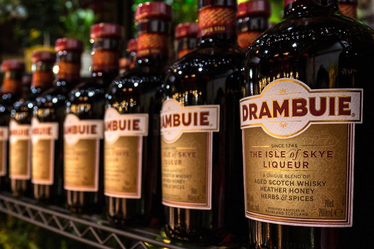 Winter Liqueurs: Drambuie
