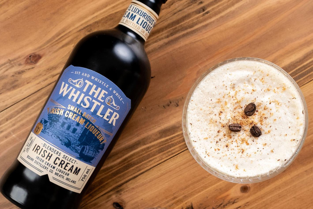 Winter Liqueurs: The Whistler Irish Cream