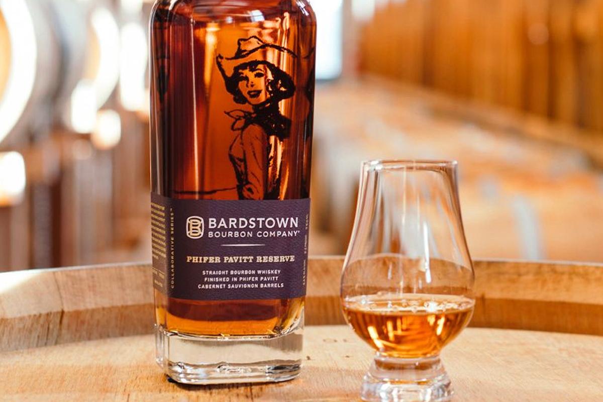 Stagg Jr Batch 15: Bardstown Bourbon Co. Phifer Pavitt Reserve Finish #2