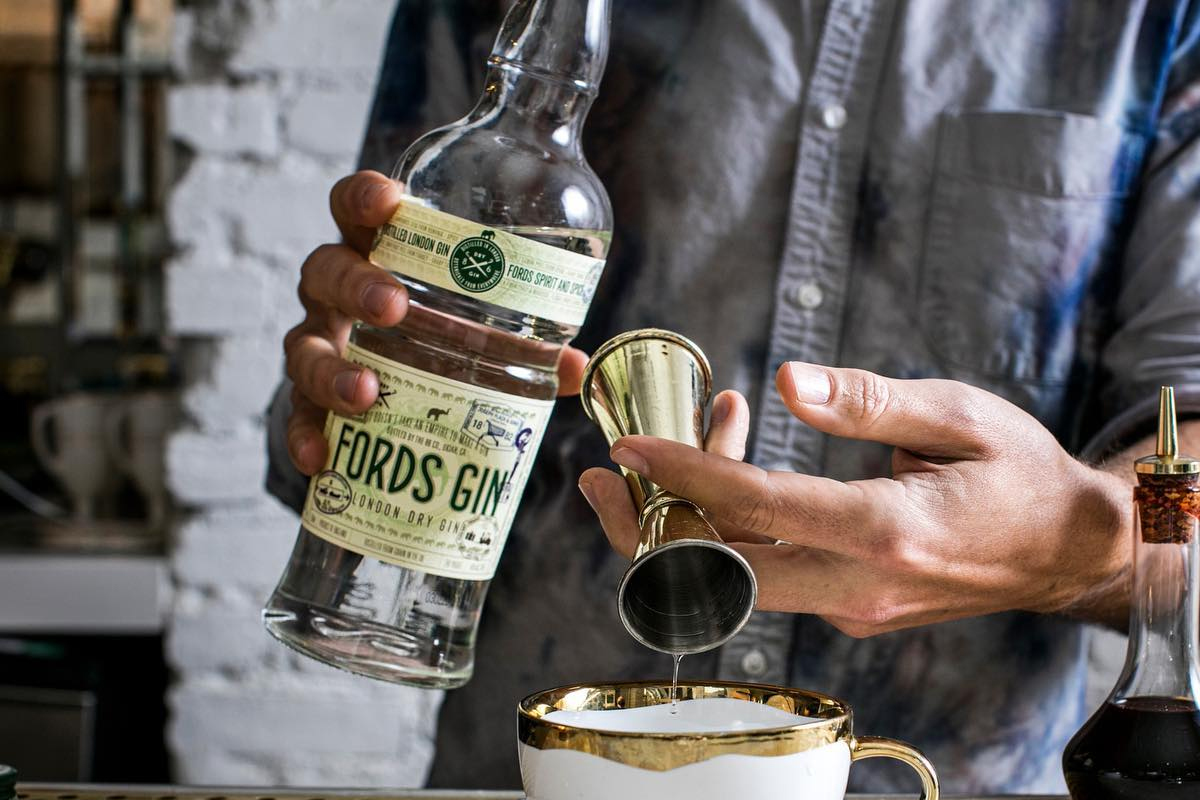 home bar guide: Fords Gin