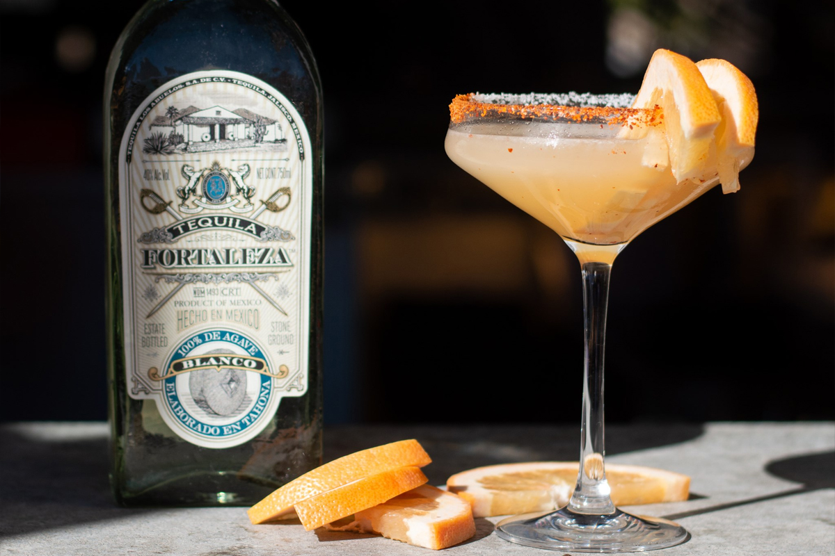 home bar guide: Fortaleza Blanco