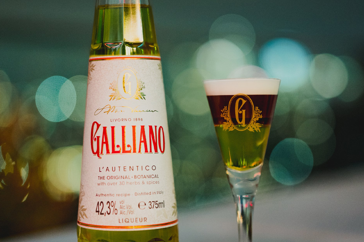 Herbal Liqueurs: Galliano