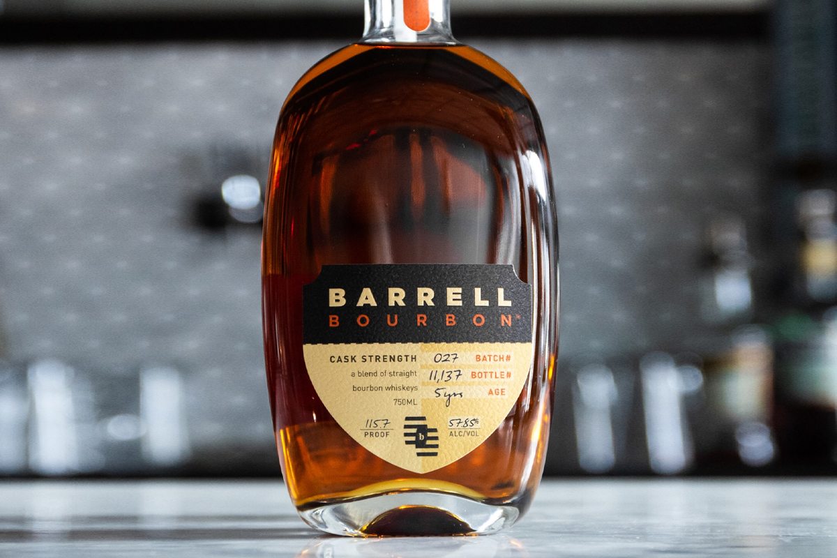 bourbon blending: Barrell Bourbon Batch 27