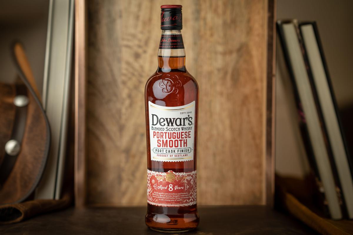 Ardbeg Arrrrrrrdbeg: Dewar's Portuguese Smooth