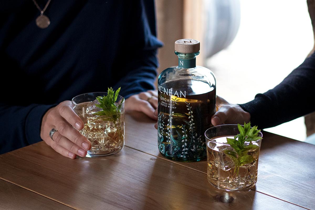 Nc'Nean Distillery: Nc'Nean Organic Single Malt