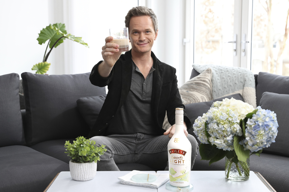 Midleton Very Rare 2021: Neil Patrick Harris and Baileys Deliciously Light