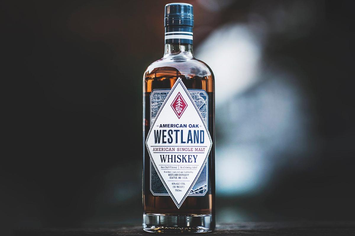 American Whiskey Regions: Westland American Oak American Single Malt