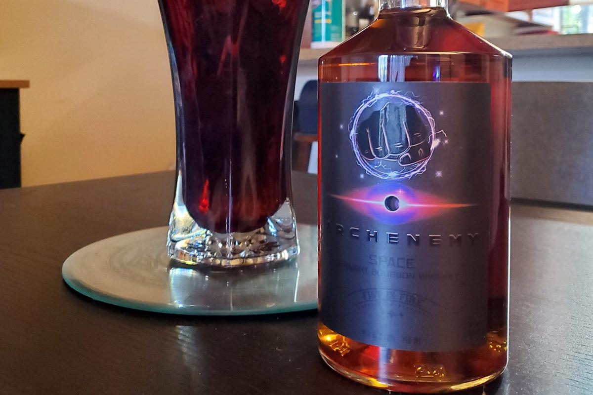 Maker's Mark FAE-01: Archenemy Space Whiskey