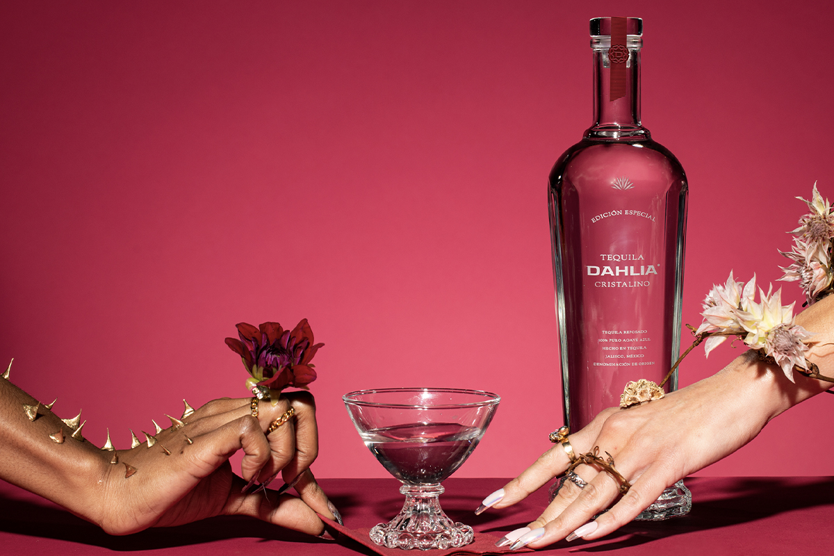 The Balvenie The Edge of Burnhead Wood: Dahlia Cristalino Tequila