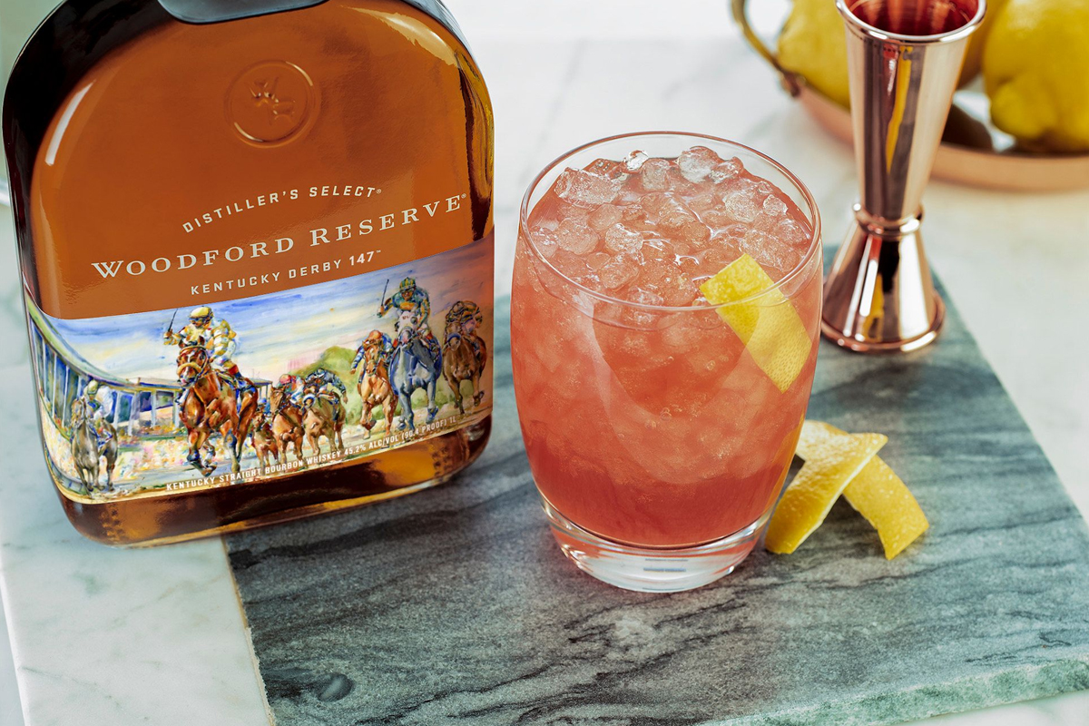 The Balvenie The Edge of Burnhead Wood: Woodford Reserve Kentucky Derby 147