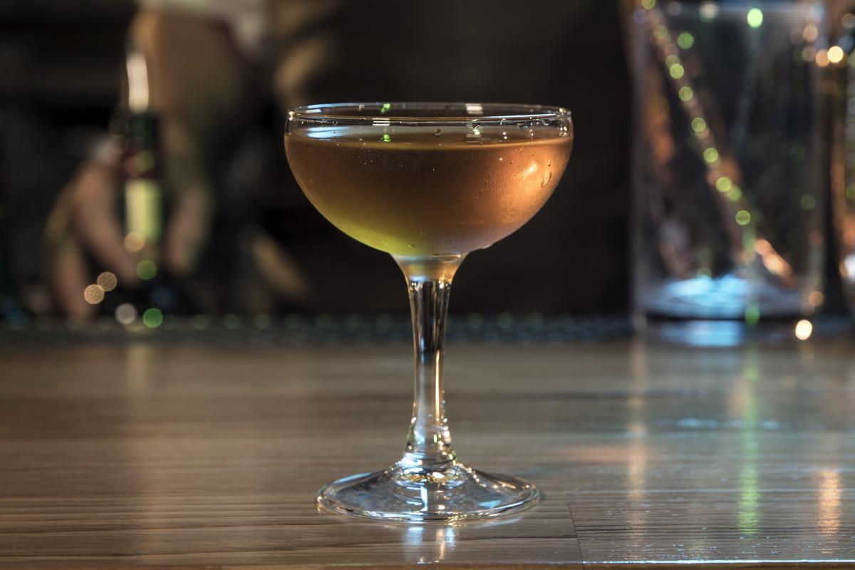 Irish whiskey cocktails: Tipperary