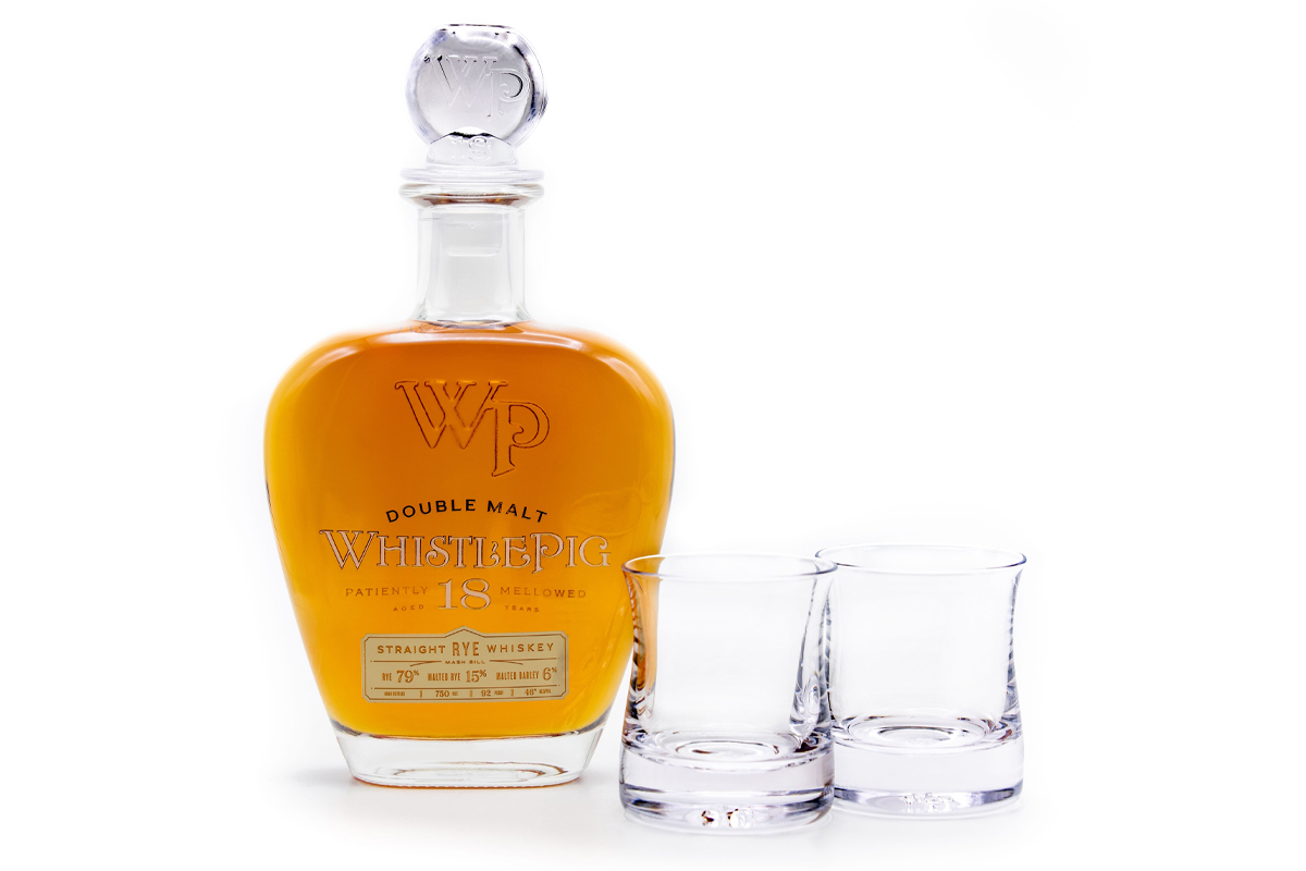 Redbreast 10 Year: WhistlePig Double Malt 18 Year