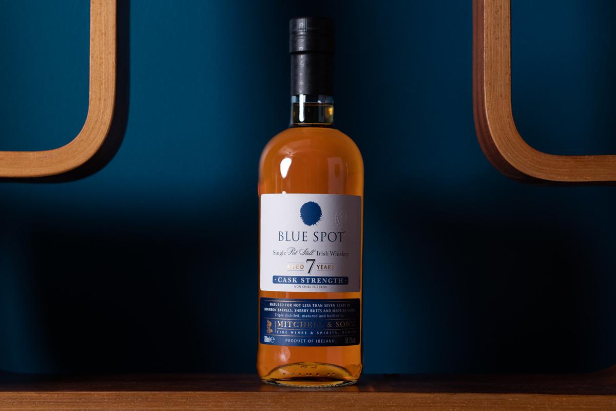 Redbreast 10 Year: Blue Spot Irish Whiskey