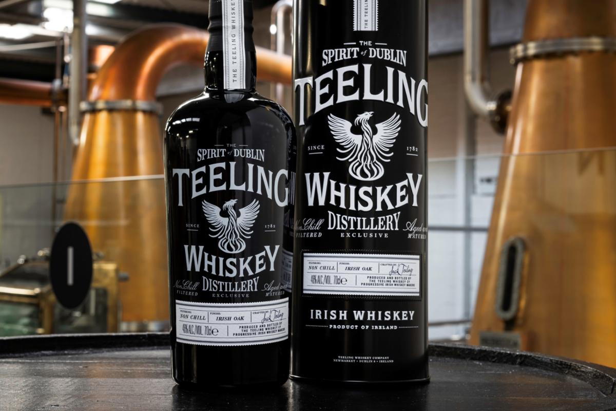 Redbreast 10 Year: Teeling Distillery Exclusive Irish Virgin Oak